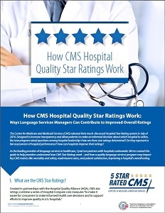CMS Hospital Star Ratings
