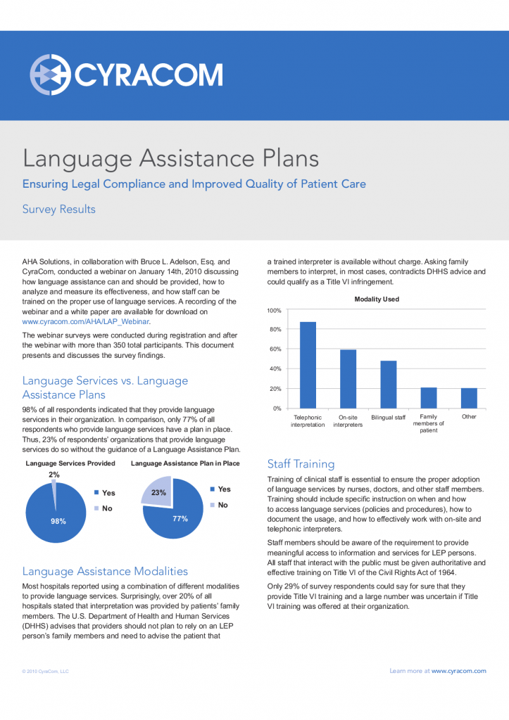 Language Assistance Plan Whitepaper Cover.png