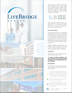 Lifebridge cover image