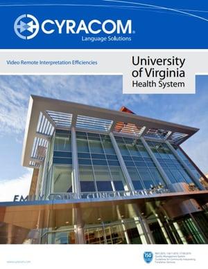 UVA Cover